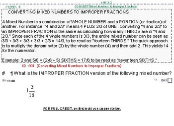 Grade 4 Sampler:to help inform CURRICULUM for a full year-27 pgs
