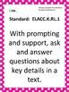 Common Core School Bundle polka dot border-common core and EQ posters ALL grades