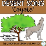 "Desert Song: ""Coyote, Coyote"" Science, Music and Literacy"