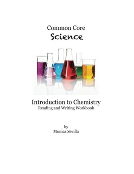 Common Core Science Introduction to Chemistry