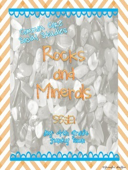 Common Core: Science: Rocks and Minerals