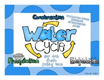 Common Core: Science Standard: Water Cycle