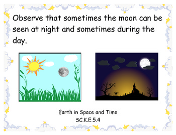 Common Core Science Teaching Points- Earth in Space and Time