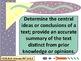 Common Core Science & Technical Subjects Mini Posters Grade 6-8