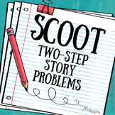 Common Core: Scoot Two-Step Story Problems