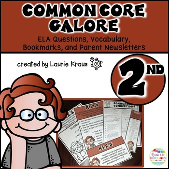 2nd Grade Common Core ELA Reading Literature and Informational Text