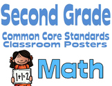 Common Core Second Grade Posters (I can...) Melonheadz,  M