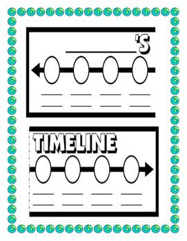 Common Core Second Grade Social Studies' 2.H.1 Instructional Packet