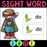 Common Core Sight Word Matching Game - Bundle