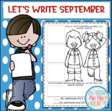 Let's Write...ELA CCSS