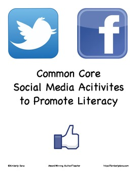 Common Core Social Media Activities to Promote Literacy