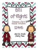 Common Core: Social Studies: Bill of Rights