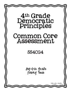 Common Core: Social Studies: Democratic Principles Common