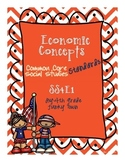 Common Core: Social Studies: Economic Concepts