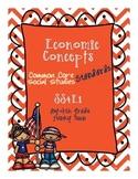Common Core: Social Studies: Economic Concepts