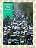 Common Core: Science: Human Environmental Impact