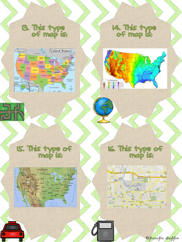 Common Core: Social Studies: Maps and Globes
