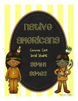 Common Core: Social Studies: Native Americans