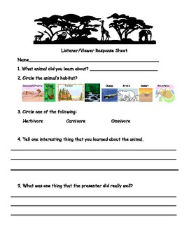 Common Core Speaking and Listening 2nd Grade Editable