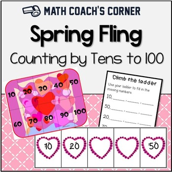 Common Core: Spring Fling, Counting by Tens to 100