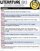 Common Core Standard Checklist-FIRST Grade Emoji themed