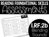 Common Core Standard Language Arts Assessment 1.RF.2 (1.RF.2b)