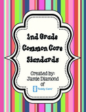 Common Core Standards- 2nd Grade