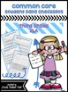 Common Core Standards: ELA Assessments, Checklists, & Post