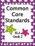 Common Core Standards ELA and Math