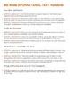 Common Core Standards ELA grades 6 & 7