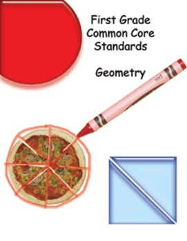 Common Core Standards - First Grade Geometry Packet