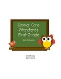 Common Core Standards Grade 1