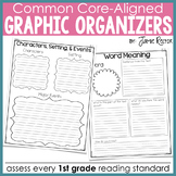Common Core Standards Graphic Organizers for Reading: 1st Grade Edition
