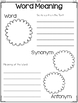 Common Core Standards Graphic Organizers for Reading: 3rd Grade Edition