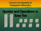Common Core Standards; Number and Operations in base ten;
