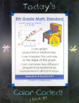 Common Core Standards I Can Statements for 8th Grade Math-