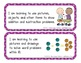 I Am Learning -- Common Core Standard Posters (Kindergarten)