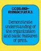 KindergartenELA Foundational Skills in Reading Common Core