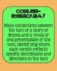 4th grade Reading Literature Common Core Standards Posters