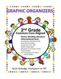 Common Core Standards Reading Graphic Organizers, Second Grade