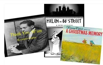 Common Core Standards Test:Thank You, M'am,Helen on 86 Street,A Christmas Memory