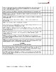 Common Core Standards - Yearly Checklist - Third Grade Math