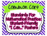 Common Core Standards for Mathematical Practice: Student F
