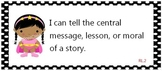 Common Core Standards posters - second grade - cute superheroes - kid friendly