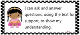 Common Core Standards posters - third grade - cute superheroes - kid friendly