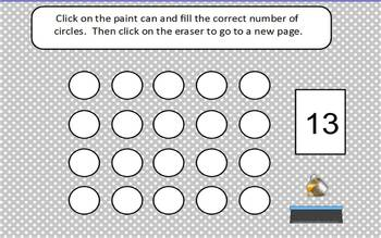Common Core State Standard K.CC.5:Count to answer How Many?