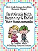 Common Core State Standard Math Assessment Bundle for First Grade