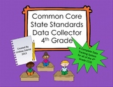 Common Core State Standards Data Tracking System 4th Grade