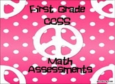 Common Core State Standards: First Grade Entire Year of Ma
