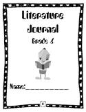 Common Core State Standards Literature Journal Grade 6